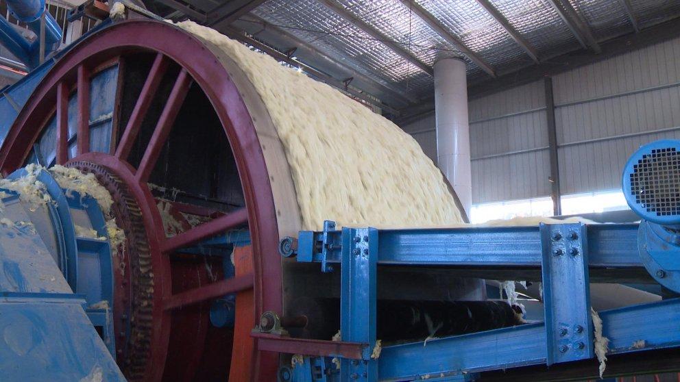 岩棉生产线